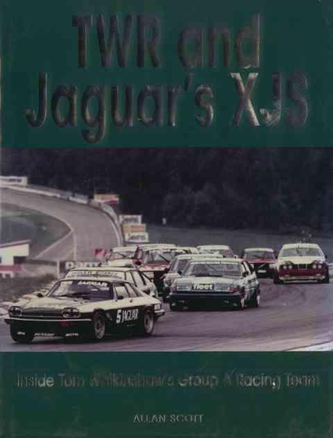 TWR and Jaguar's XJS : Inside Tom Walkinshaw's Group A