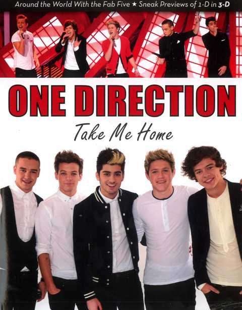 One Direction :Take Me Home, ISBN: 9781600789014 - available