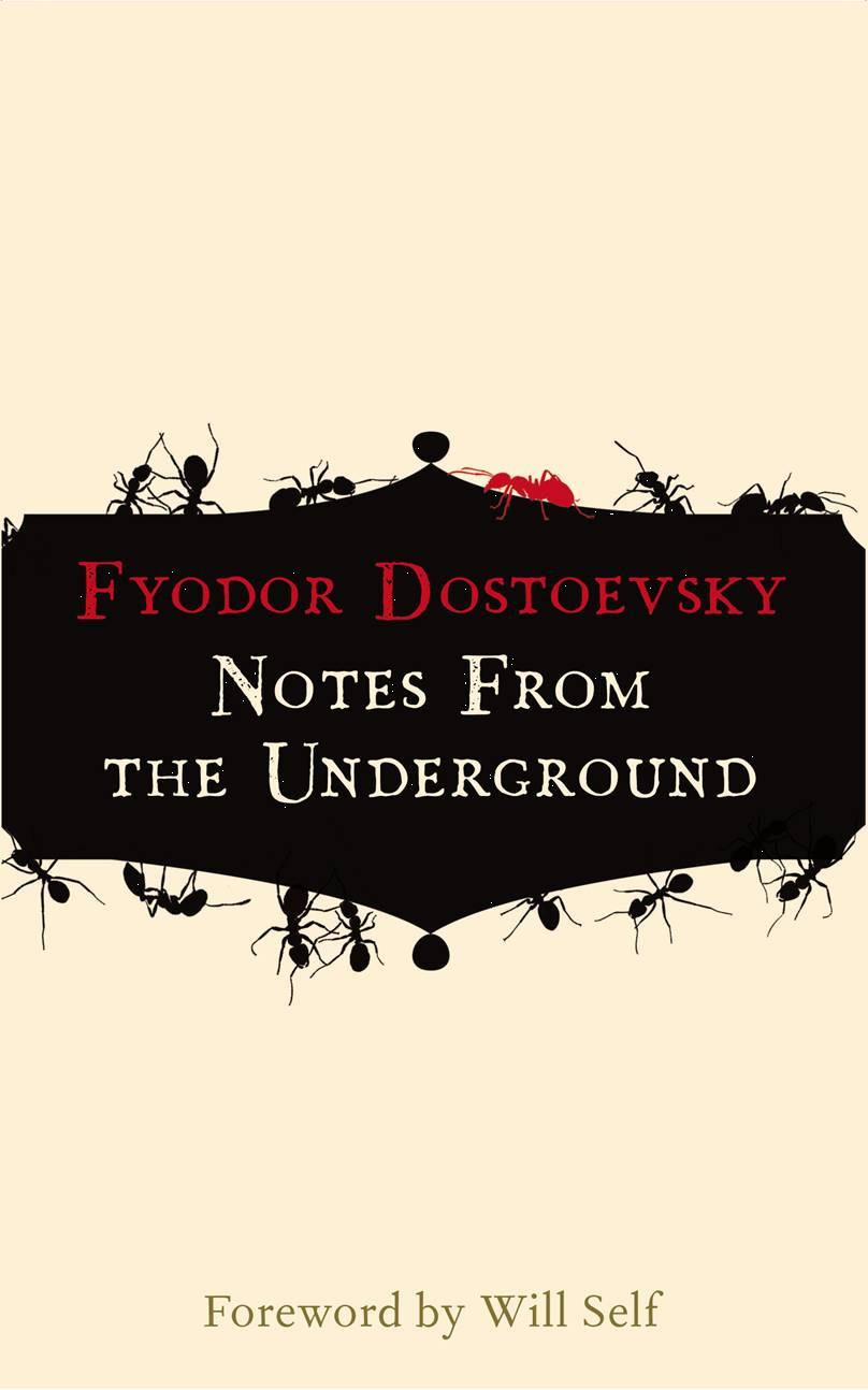 Notes From The Underground, IS...