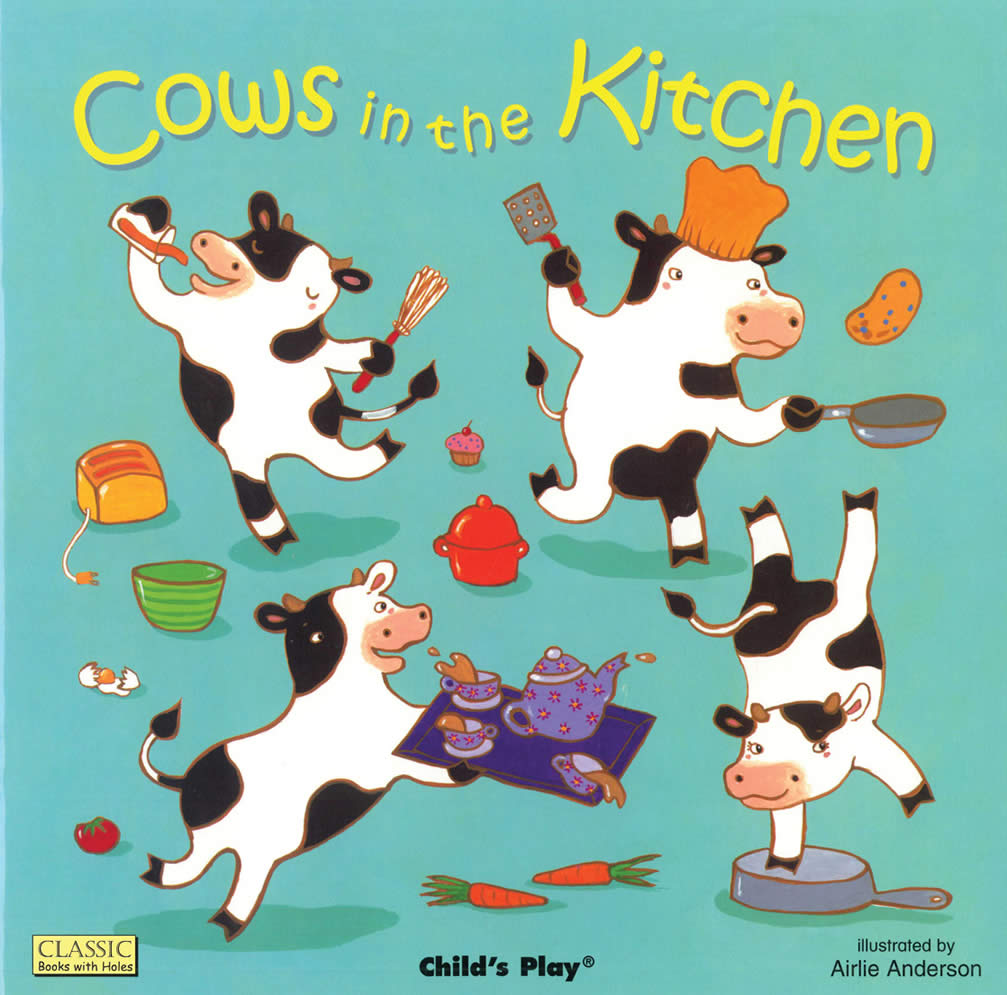 Cows in the Kitchen, ISBN: 9781846431067 - available from Nationwide ...