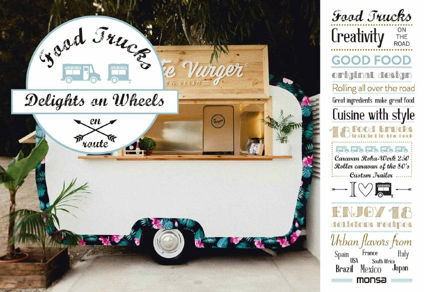 Food Trucks - Delights on Wheels, ISBN: 9788416500444