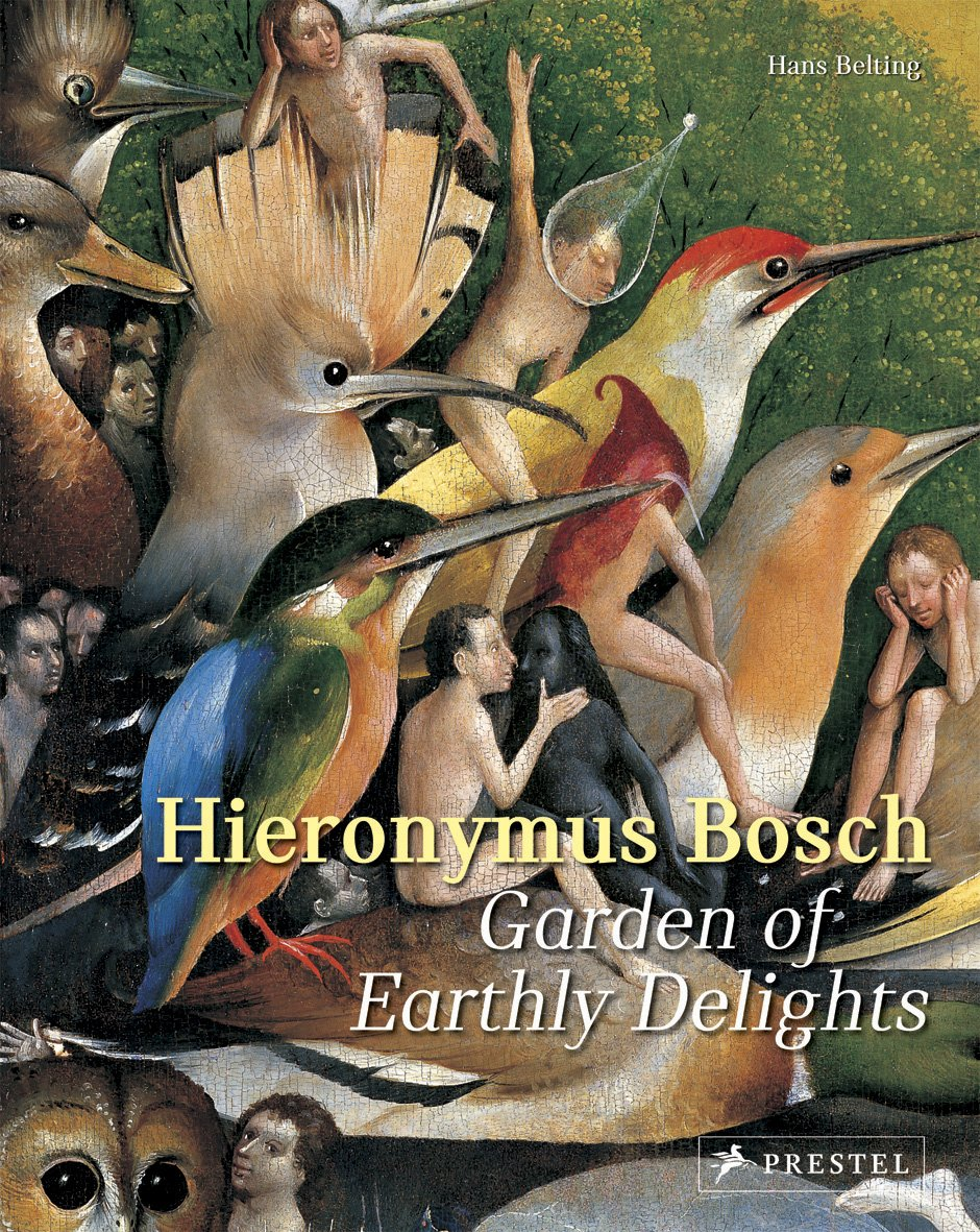 Hieronymus Bosch Garden Of Earthly Delights Isbn 9783791382050 Available From Nationwide