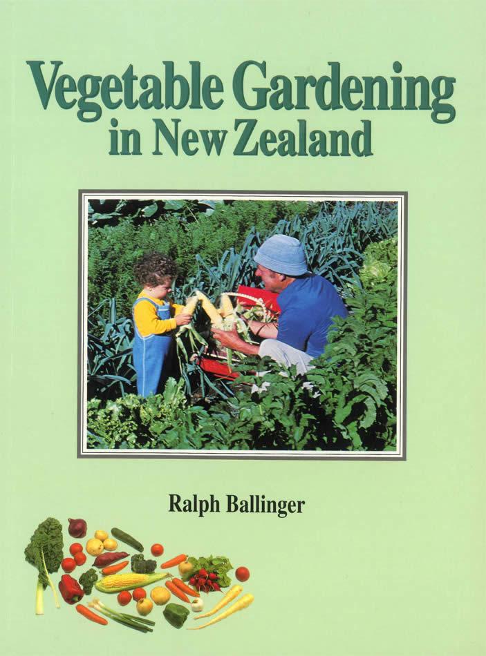 Vegetable Gardening in New Zealand, ISBN: 9416479000181 ...