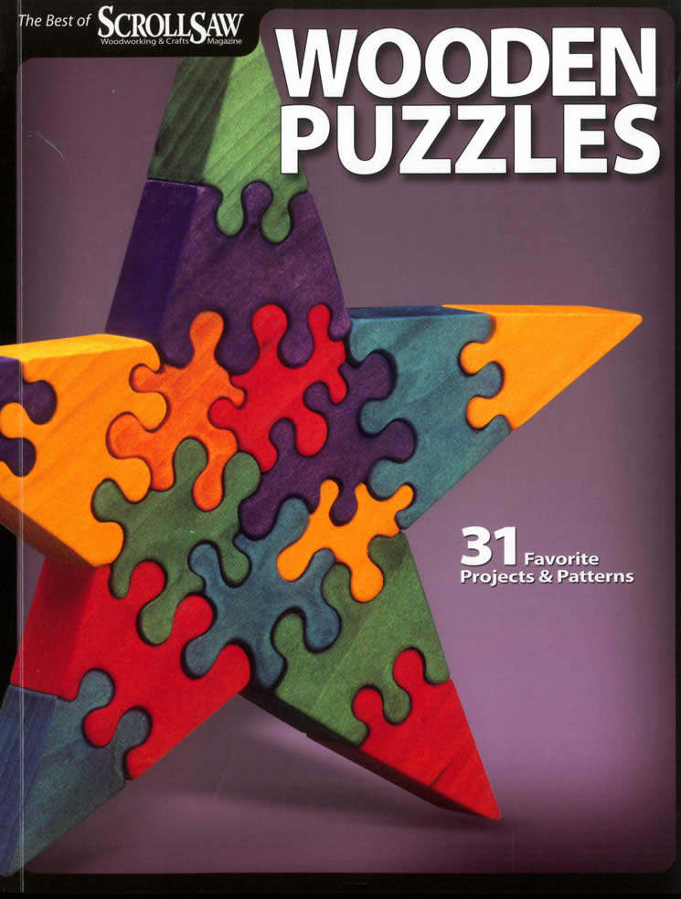 Wooden Puzzles Isbn 9781565234291 Available From Nationwide Book