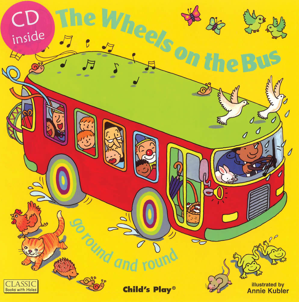 play the wheels on the bus go round and round