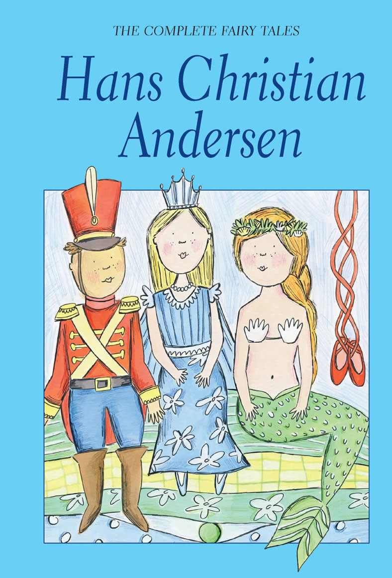 The Red Shoes Hans Christian Andersen Stories