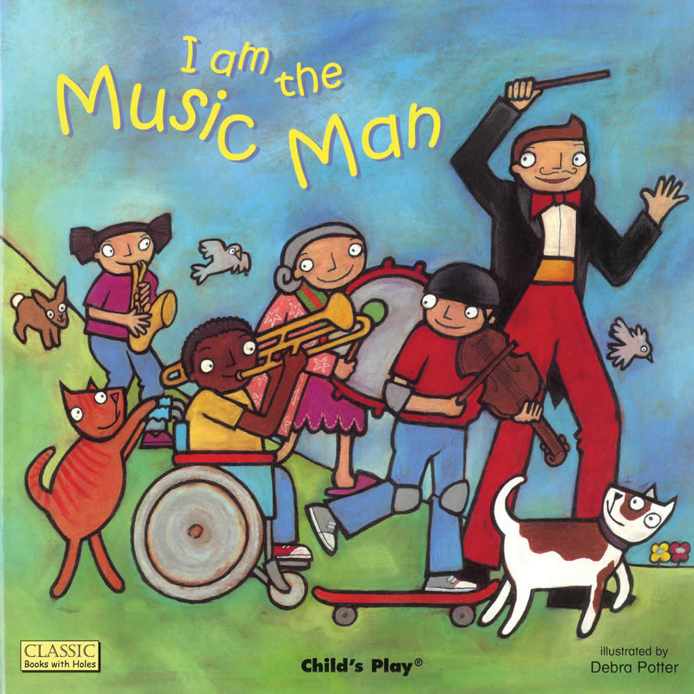 I Am The Music Man Isbn 9781904550341 Available From