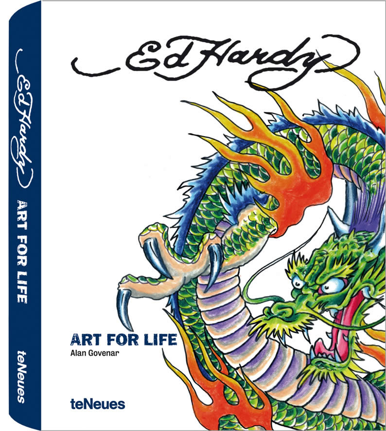 Ed Hardy Art For Life Isbn 9783832793241 Available From