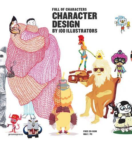 Character Design By 100 Illustrators Pdf : Character design by illustrators isbn