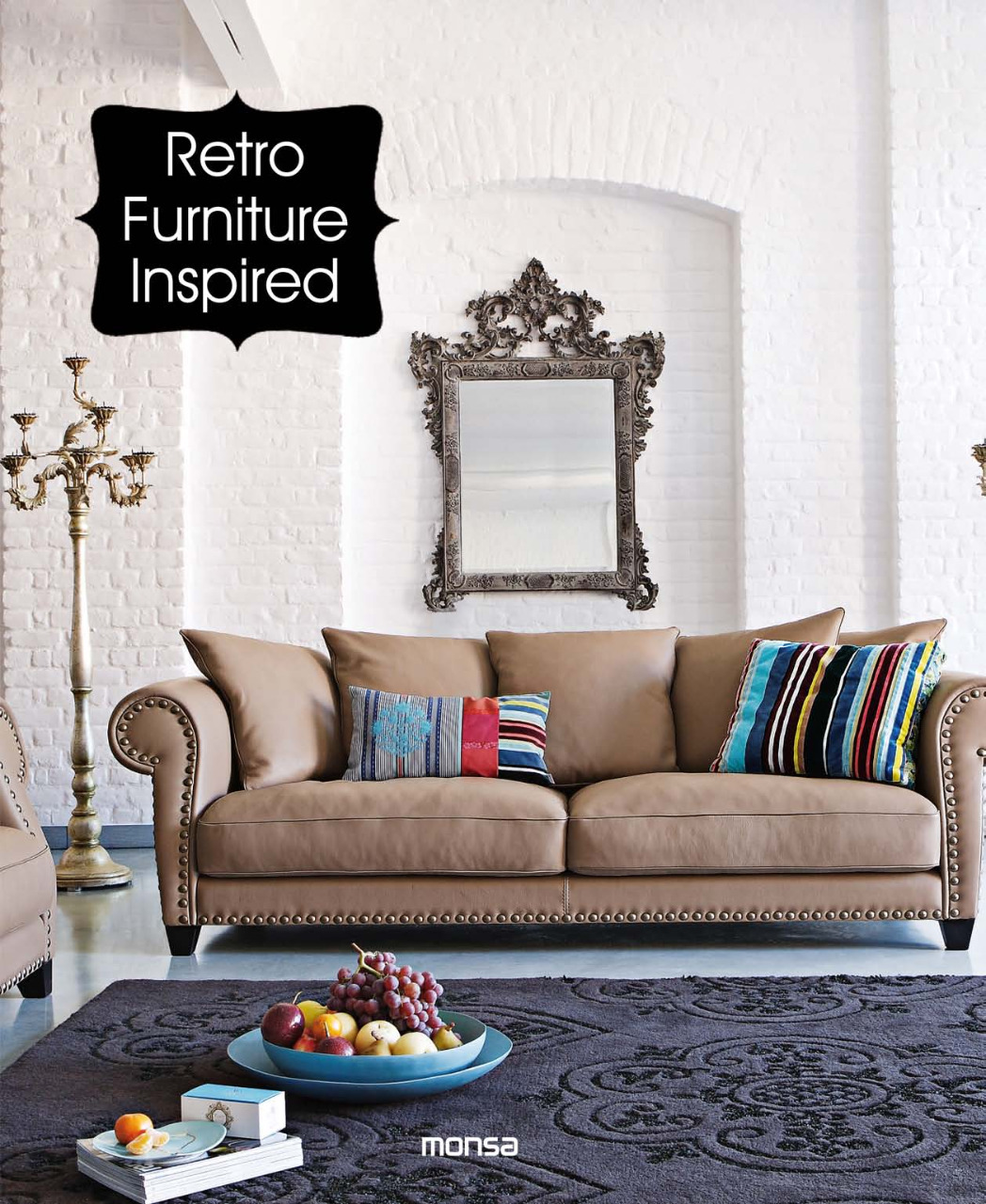 Retro Furniture Inspired Isbn 9788415829355 Available From Nationwide Book Distributors Ltd Nz